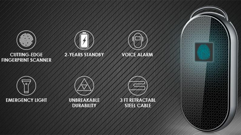 500mah lithium polymer akkus f r fingerprint vorh ngeschloss lithium polymer. Black Bedroom Furniture Sets. Home Design Ideas