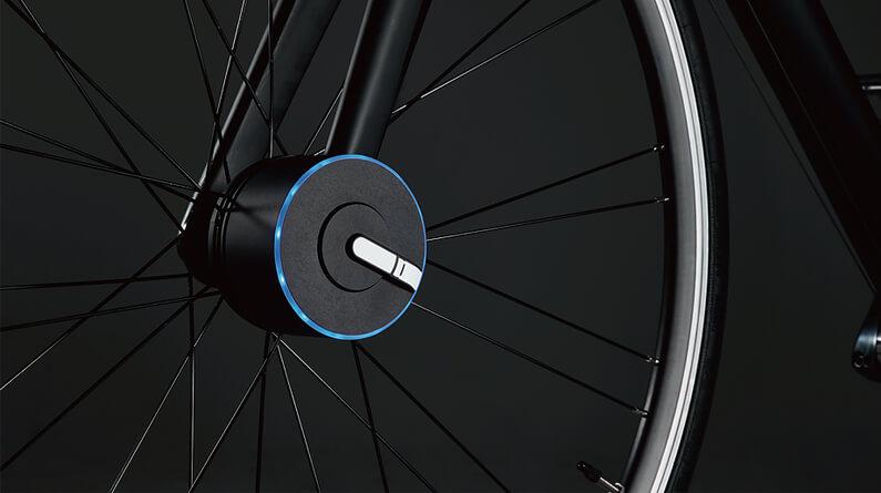 2600 mAh Lithium Polymer Akkus für die intelligenteste Fahrradverriegelung