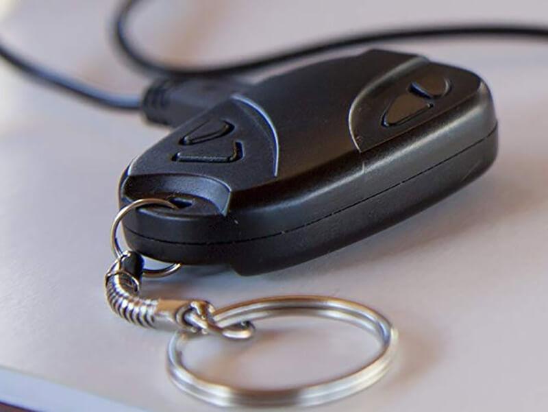135 mAh Lithium Polymer Akkus für die Keychain Camera