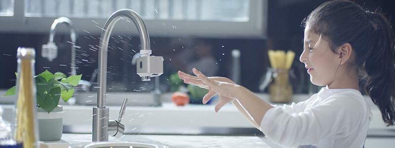 Li Po Akku LP501035 140 mAh für berührungslose Wasserhahnadapter