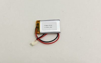 Standard Li Poly Batterie LP502540 3.7 V 500 mAh 1.85 Wh