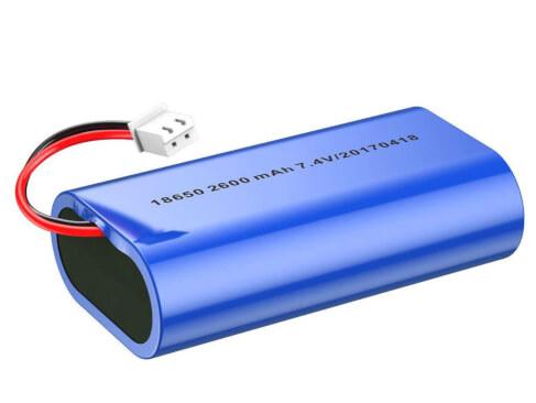 18650-lithium-batterie-2S-7.4v