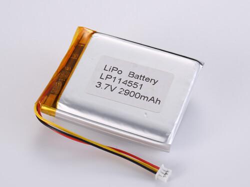 Lithium-Polymer-Akku-LP114551