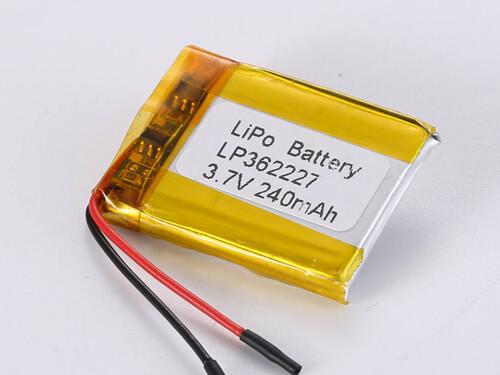 Lithium-Polymer-Akku-LP362227