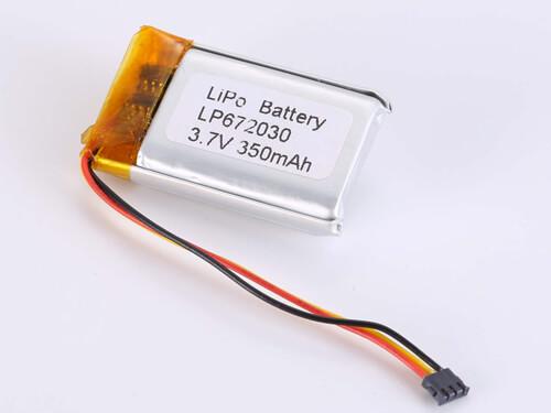 Lithium-Polymer-Akku-LP672030