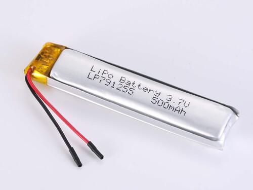 Lithium-Polymer-Akku-LP791255