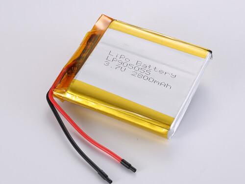 Lithium-Polymer-Akku-LP905055