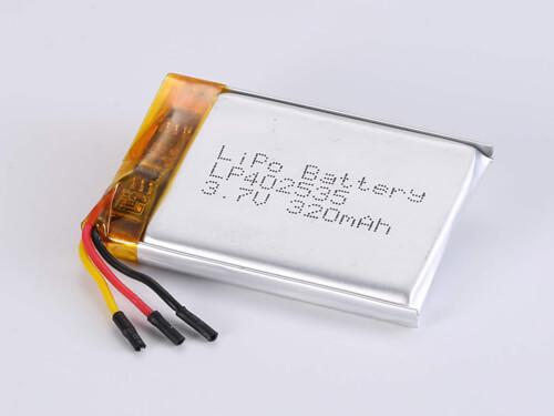LiPo-Akku-LP402535