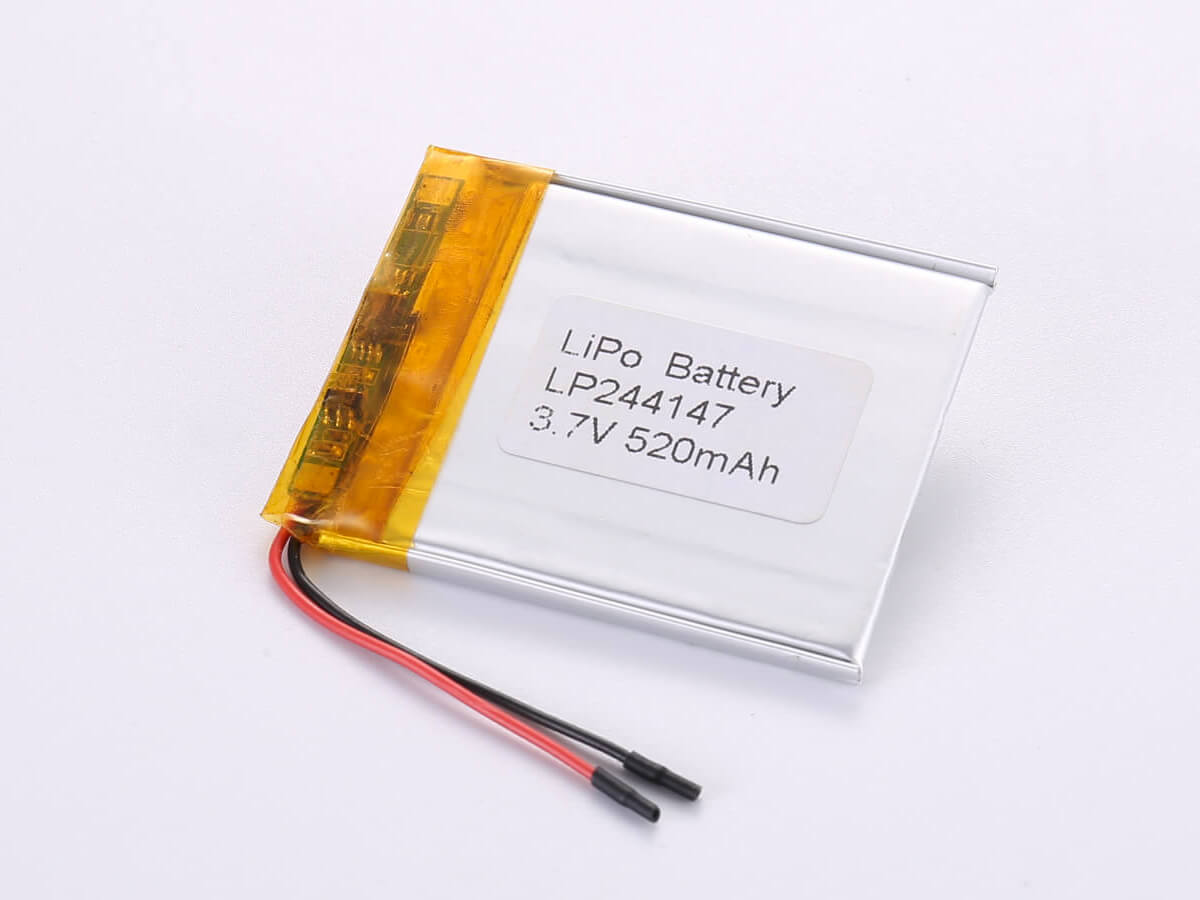 Lithium-Polymer-Batterie-LP244147