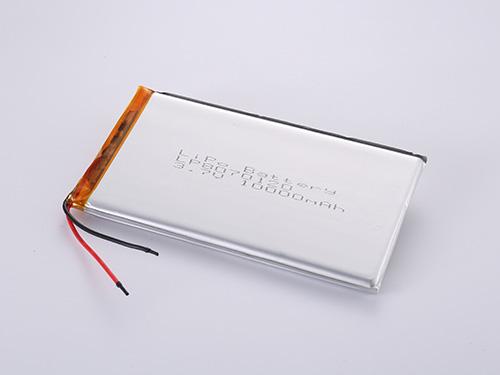 Lithium-Polymer-Akku-LP9858102