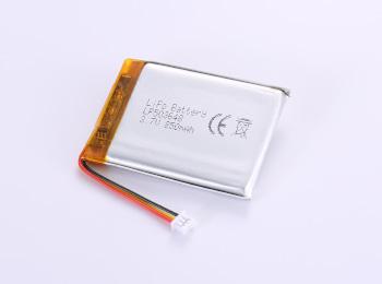Lithium-Polymer-Akku-LP673048