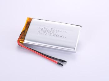 Lithium-Polymer-Akku-LP705258-2S